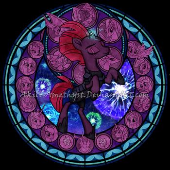 Commission: SG: Tempest Shadow by Akili-Amethyst