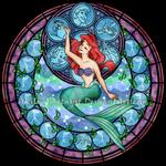 SG: Ariel -Mermaid-