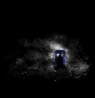 Doctor Who Clock by rossdev