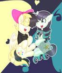 Songbird Serenade and Countess Coloratura (Rara)