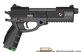 VeXTech 'Hammer MK2' by VeXeDZERO