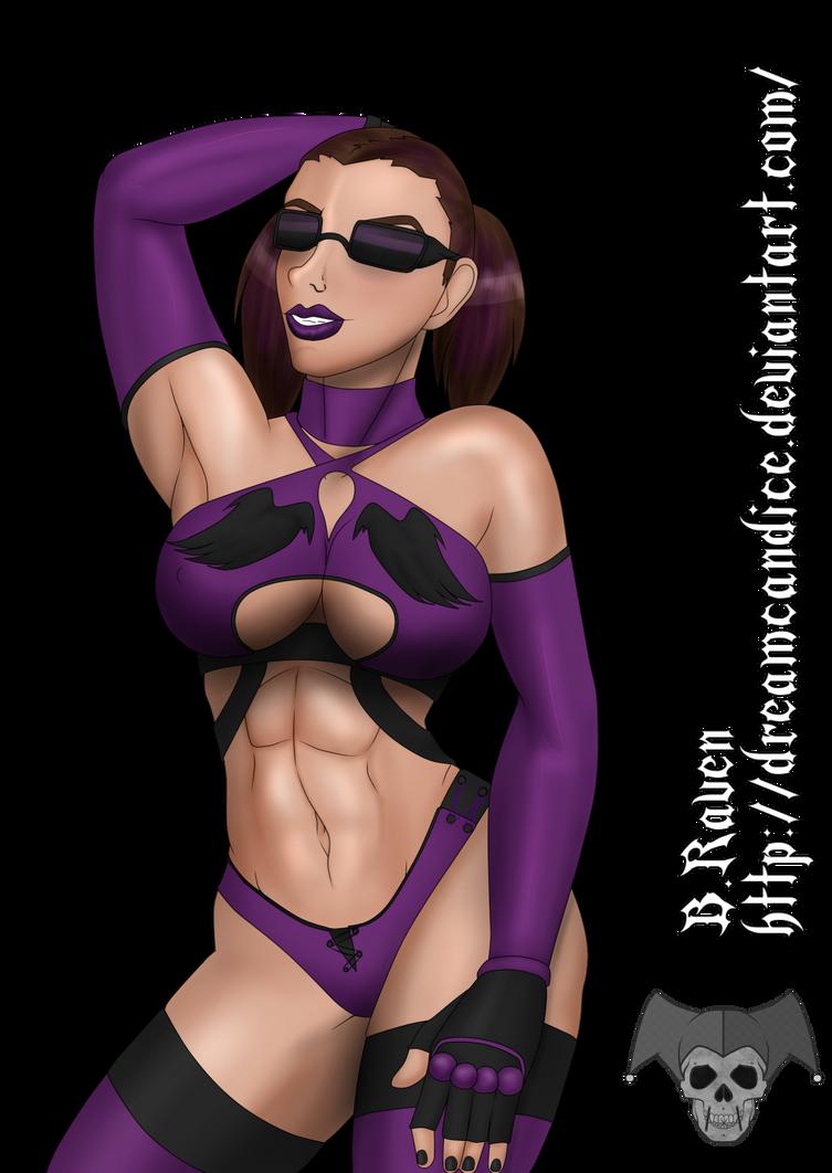 B.Raven by VeXeDZERO