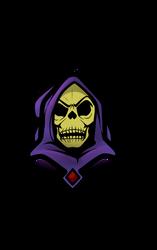 Skeletor Trinket by VeXeDZERO