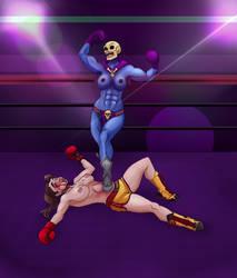 Femator vs Sabs by VeXeDZERO