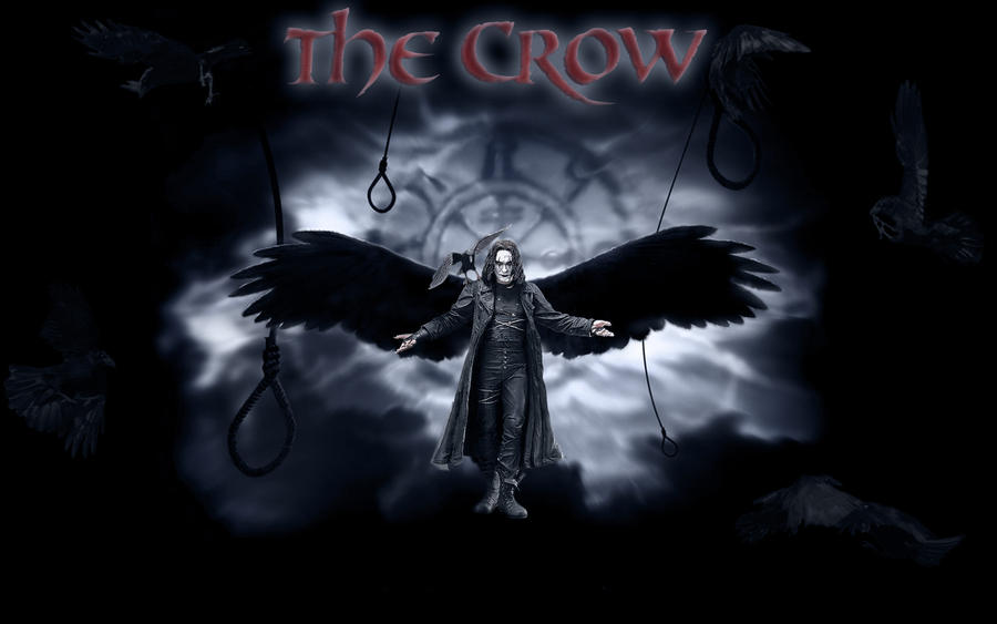 gallery for the crow movie wallpaper