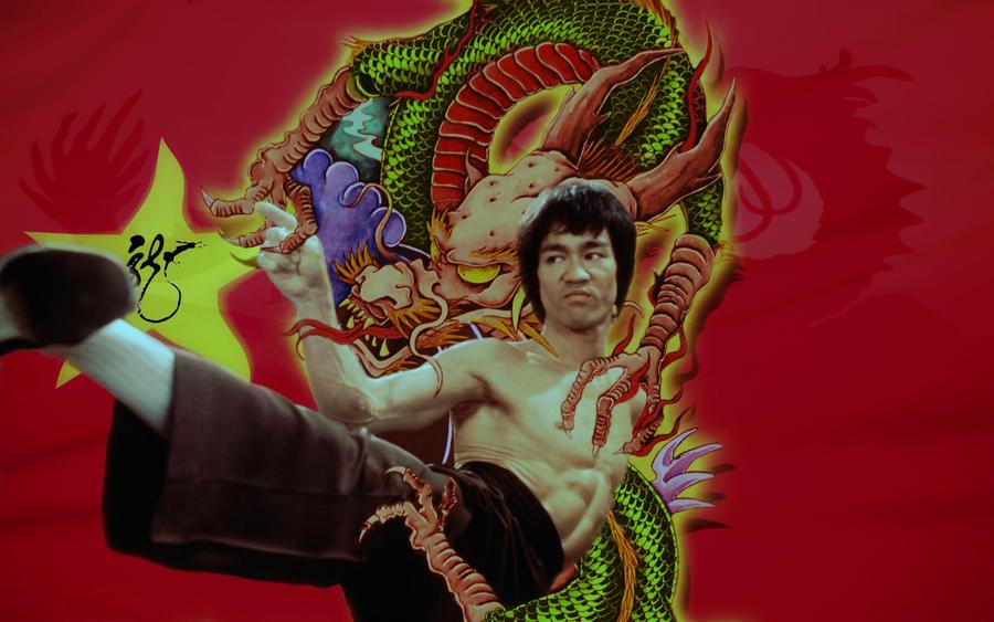 Bruce Lee Chinese Magazine CB #5