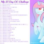 Mlp 25 Day OC Challenge