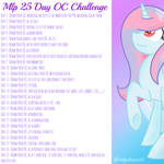 Mlp 25 Day OC Challenge by MlpStarswirl