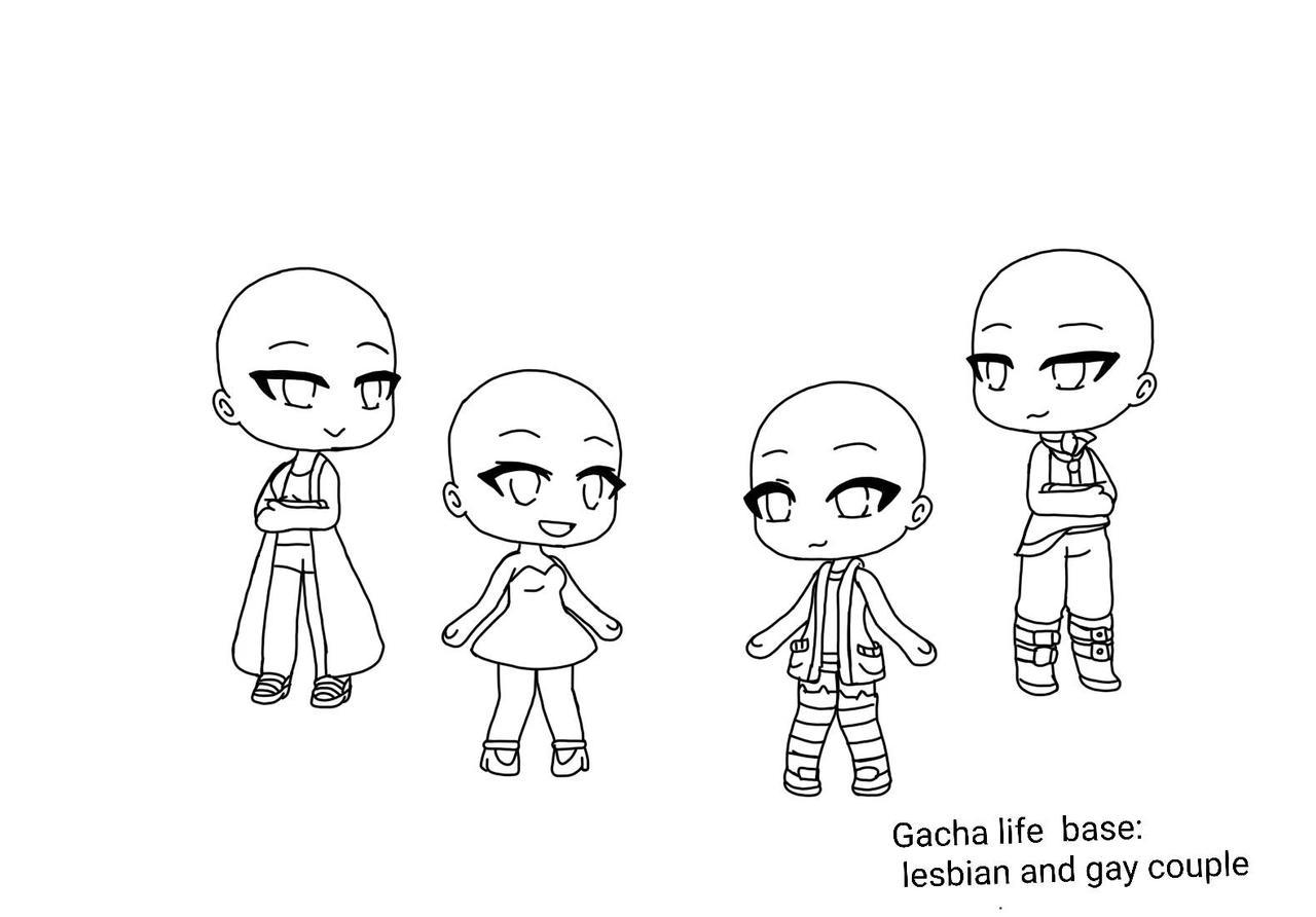 Rose Glen North Dakota Try These Gacha Life Characters