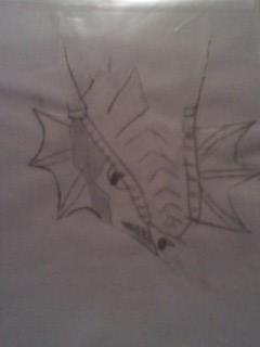 Dragon head by amuos50