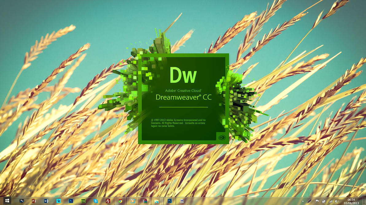 dreamweaver creative cloud