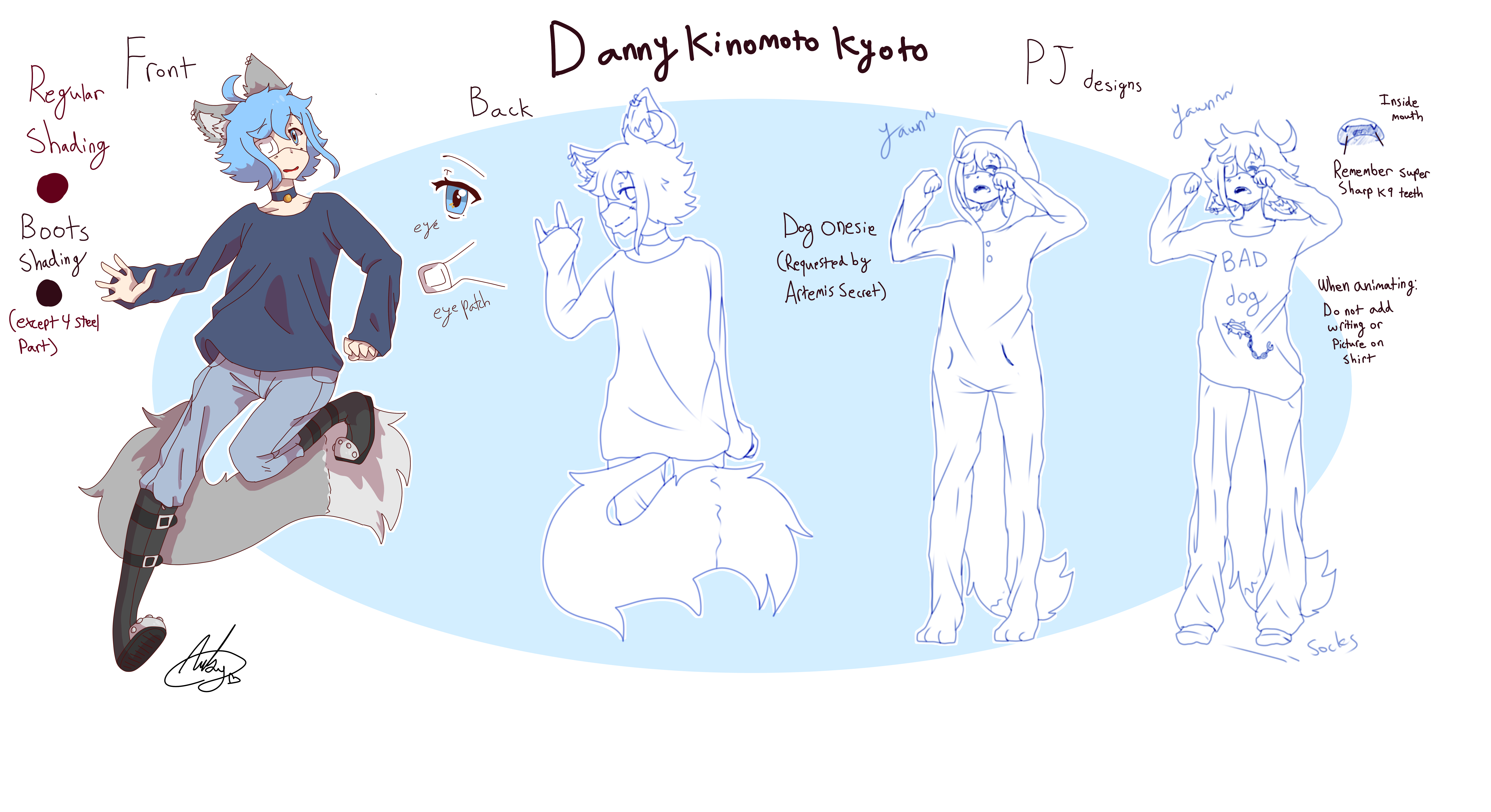 Danny Reference Picture By Makisakura On Deviantart