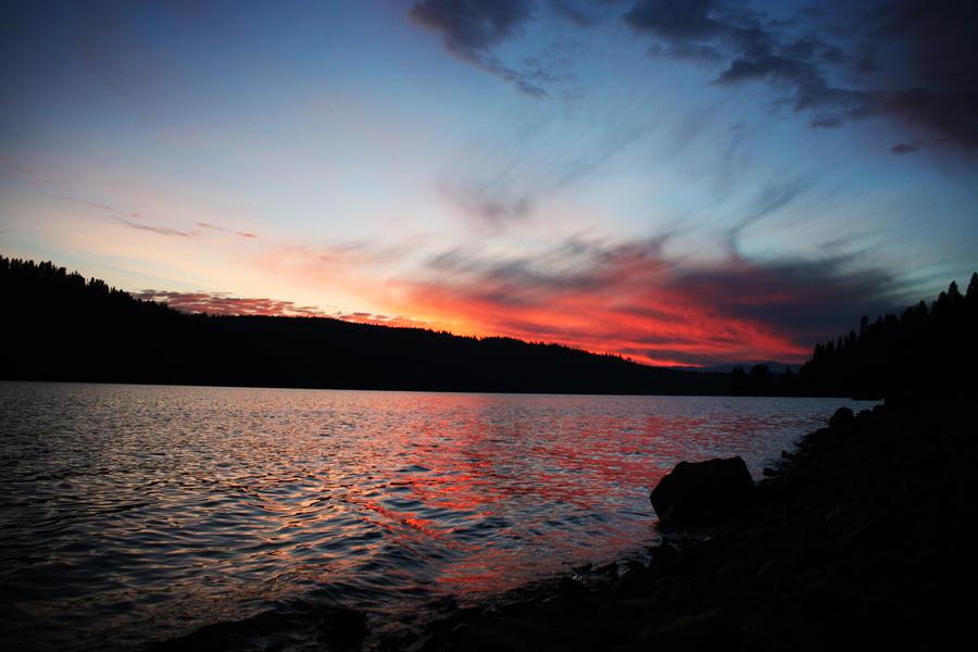 Sunset by KissedByTheSunArt