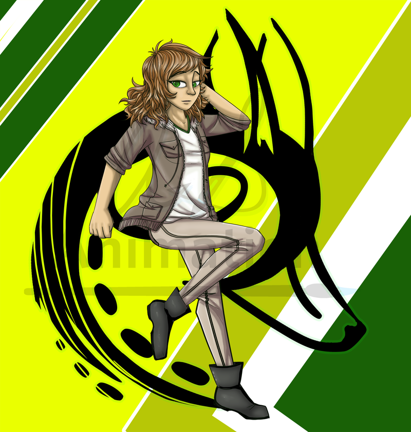 Commission: Shira by LadyAlora