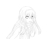Nao - Lineart 2
