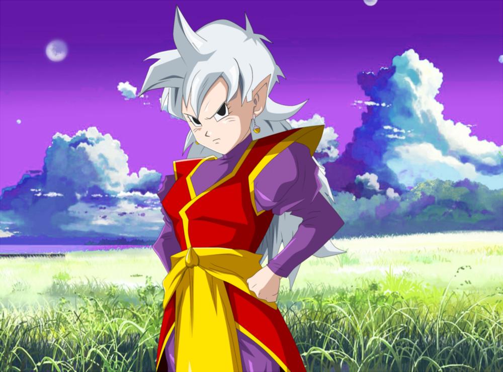 Grand Supreme Kai Videl By Everlastingdarkness5