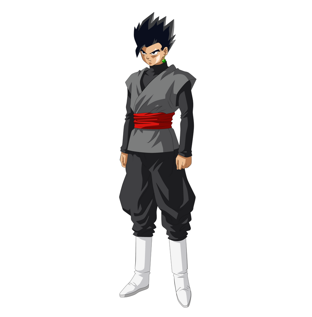 Gohan Black - Render by EverlastingDarkness5 on DeviantArt