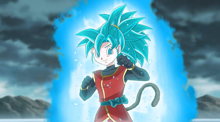Note - Super Saiyan God Super Saiyan by EverlastingDarkness5