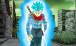 Trunks - Super Saiyan Blue