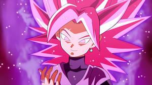 Caulifla Black - Super Saiyan Rose