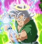 Erased Chronicles What If - Ultra Instinct Goku