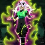 GIFT: The Strongest Saiyan God - Xicor Black
