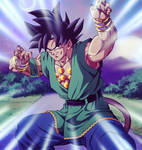 GIFT: Dragon Ascendant - Son Goku