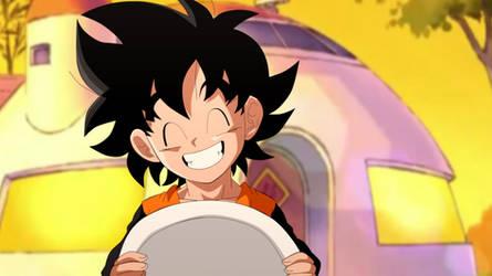 Dragon Ball RR - Goten's Haircut