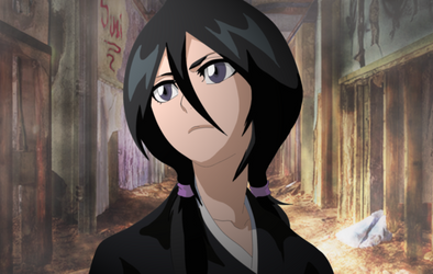 Rukia Kuchiki - Alternate Appearance by EverlastingDarkness5