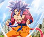 GIFT: Super Saiyan 4 God: Mastered
