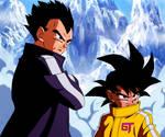Dragon Ball SUPER GT Broly - Protectors of Earth