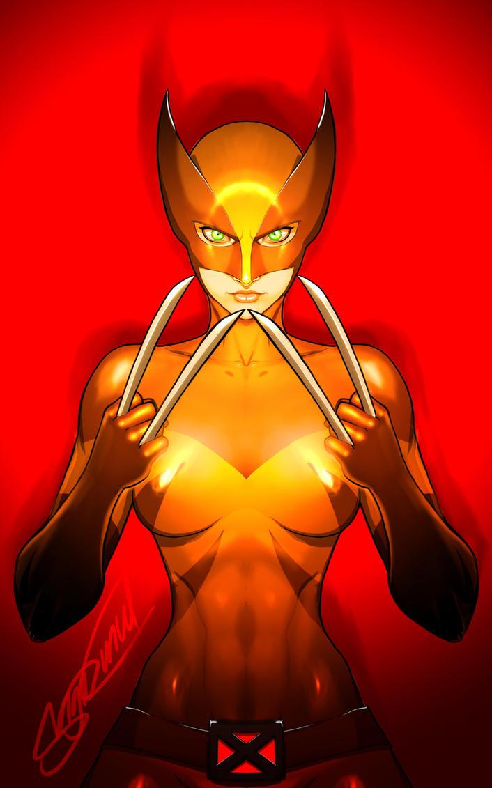 Wolverine by SergioCuriel