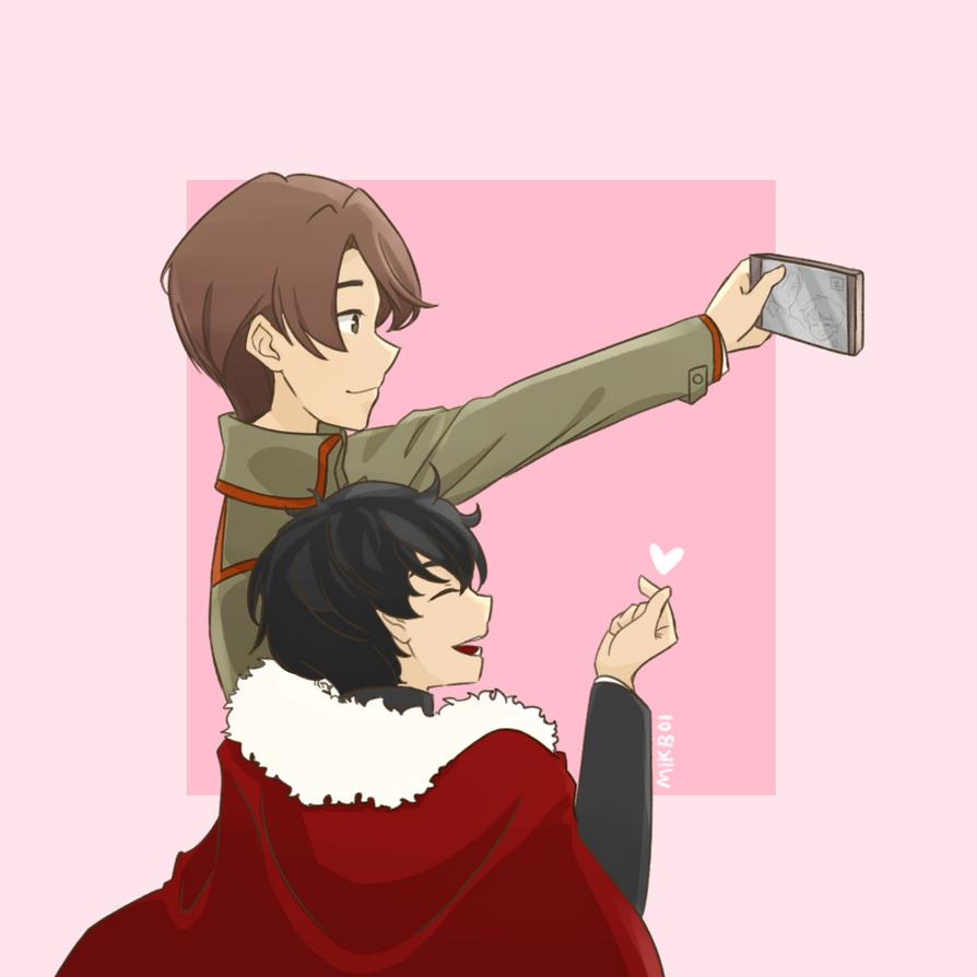 Selfie!! by IggyBrows17