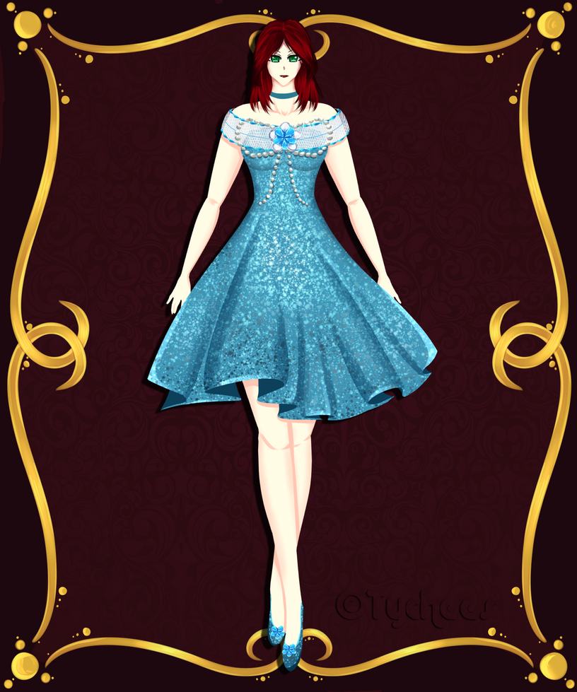 Outfit Adoptable (Auction) #42 AB2 by Tychees