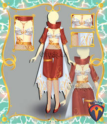 Outfit Adoptable (Auction) #116 OPEN!!!! by Tychees