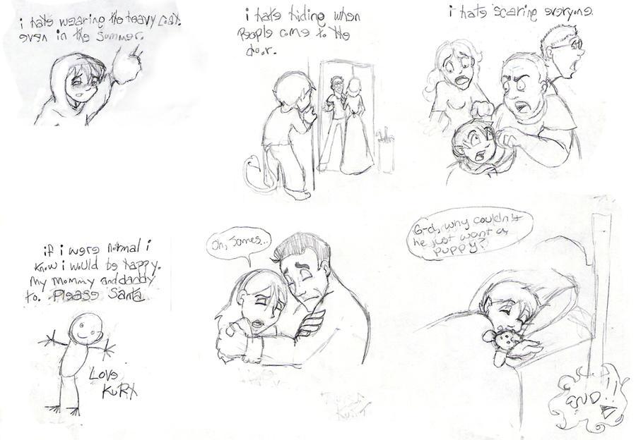 Kurt's Kristmas Komic 6