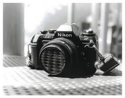 camera by aurraskitten