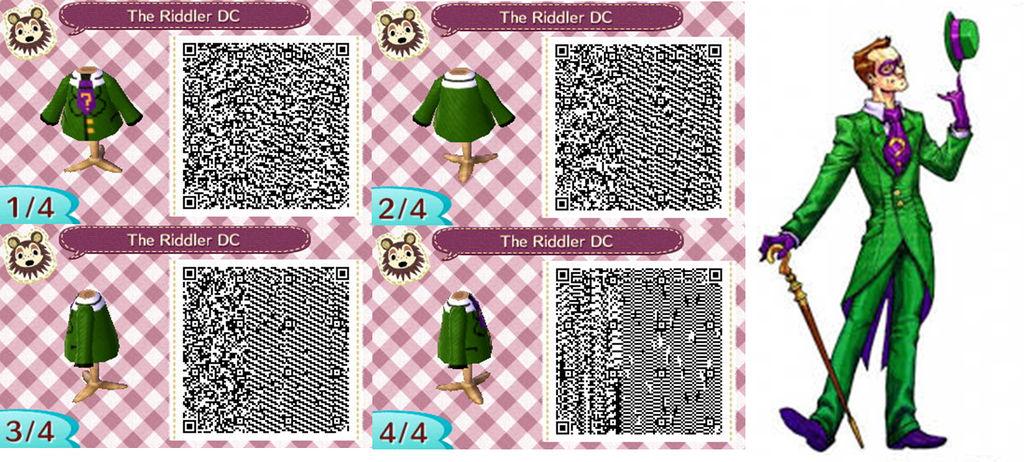 Animal Animal Crossing New Leaf Hair Hat Qr Codes