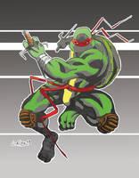 Raphael by lav2k