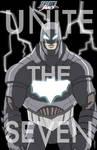 SKRATCHJAMS - Batman by lav2k