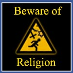 Religion warning by Habanbo