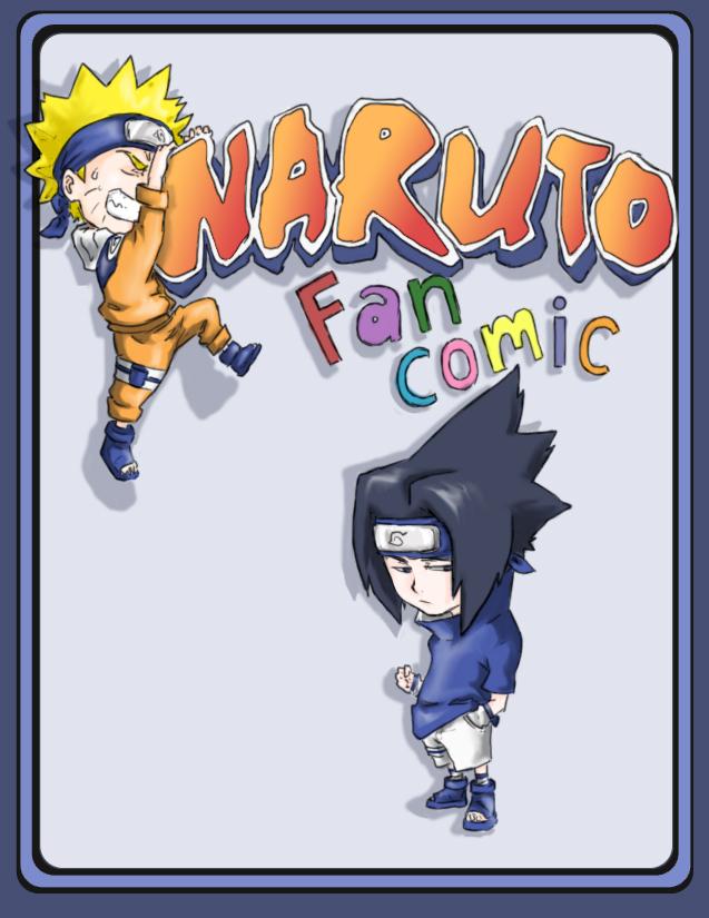 Naruto Fan Comic by HellWingz