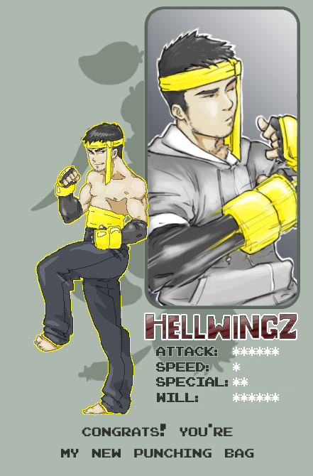 HellWingz's Profile Picture