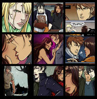 Shadow Kiss snippet grid
