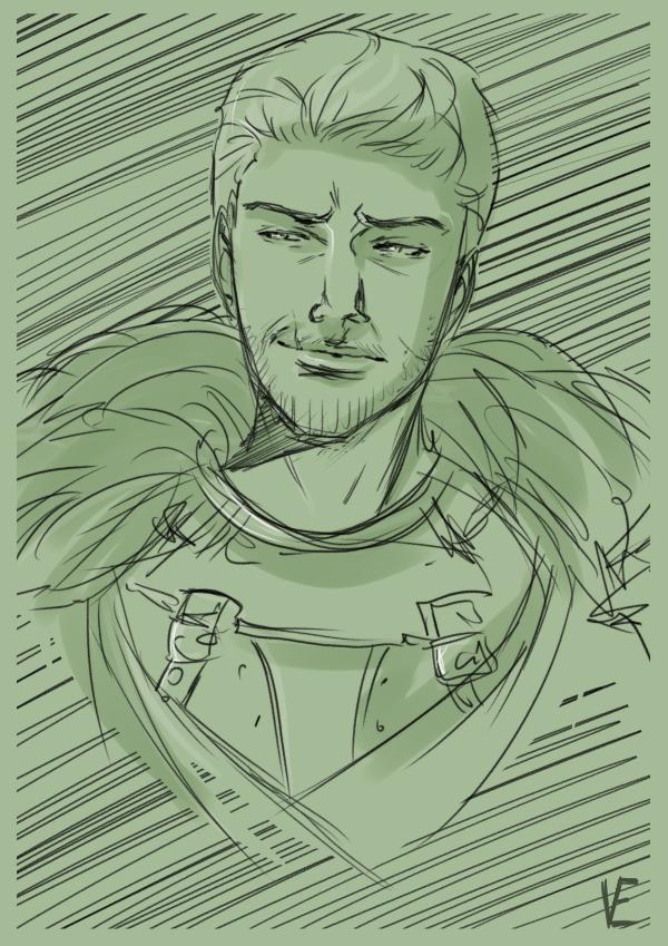 Commander of my heart by emmav