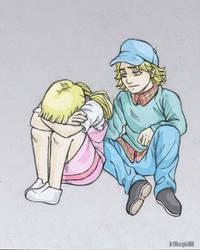Don't Cry Helga by ArtDisciple001