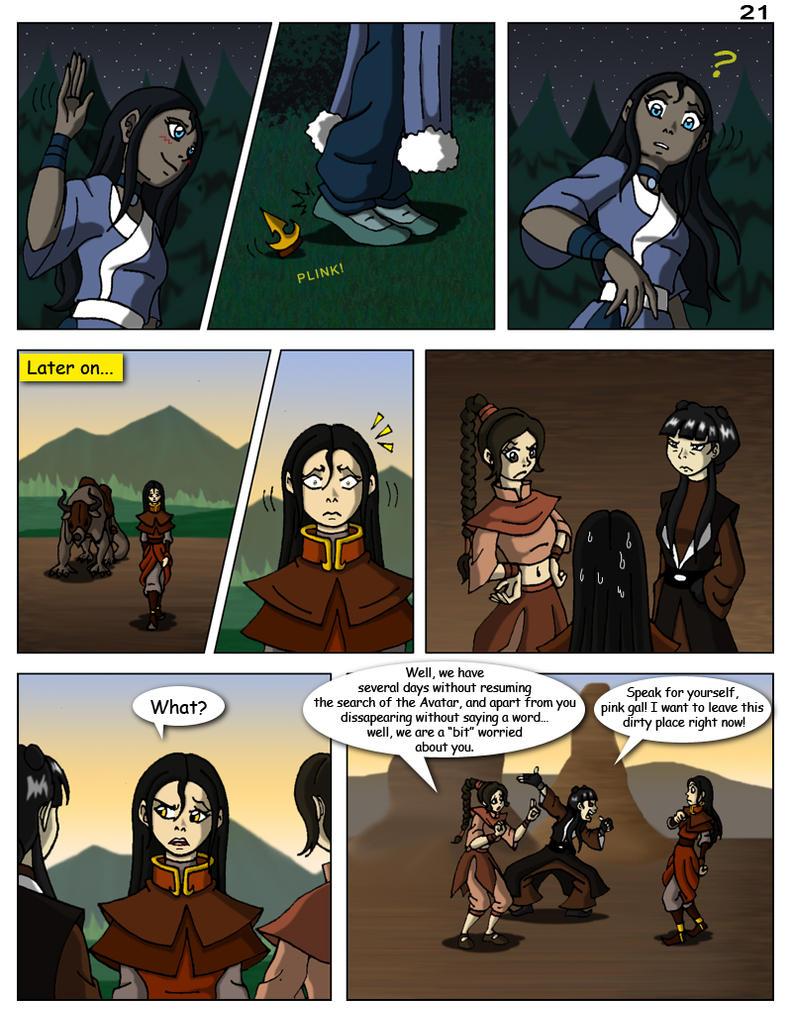 Porno comics avatar not