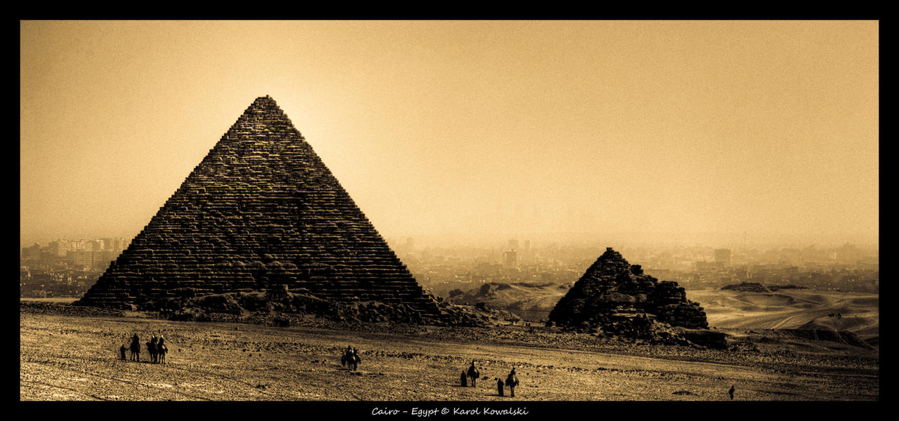 Egypt HDR by cienki777