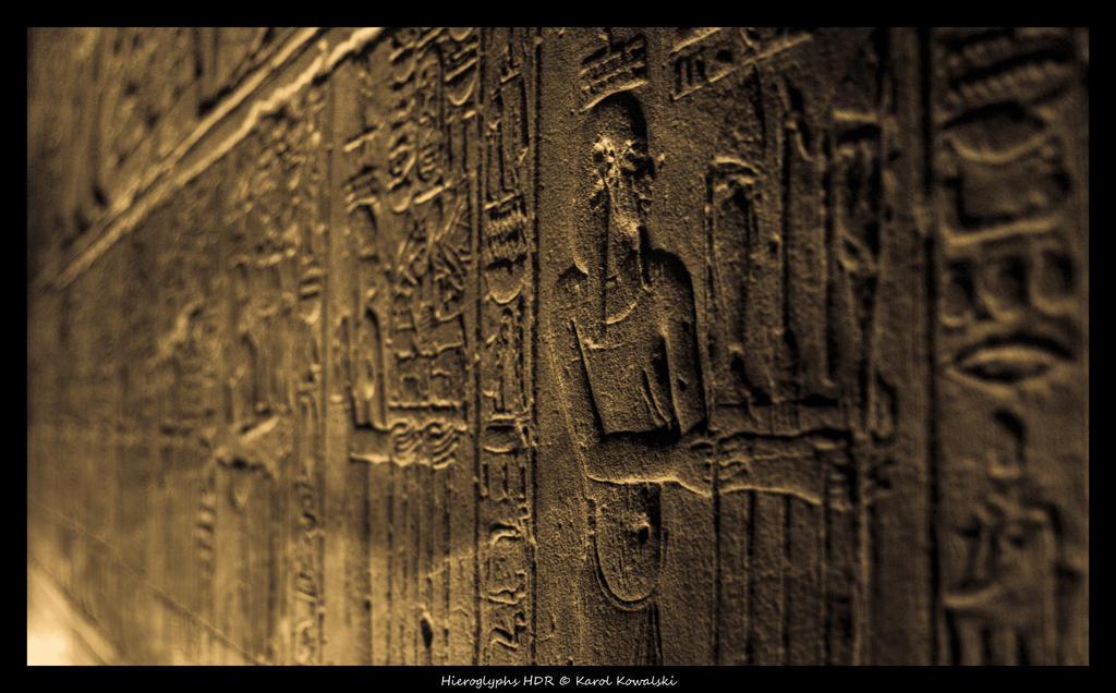 Hieroglyphs HDR by cienki777