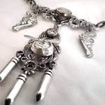 Serenity Steampunk Necklace